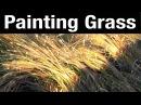 Aaron Blaise Live Stream - Grass / Environment Demo