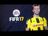 FIFA 17 Closed BETA | Menu & Interface Footage