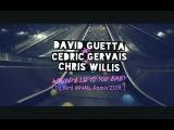 David Guetta ft. Cedric Gervais &amp Chris Willis - Would I Lie To You (Dj.B