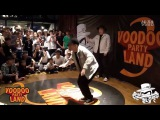 HOAN & JAYGEE - Popping Showcase【VoodooPartyLand vol3】 | Danceproject.info