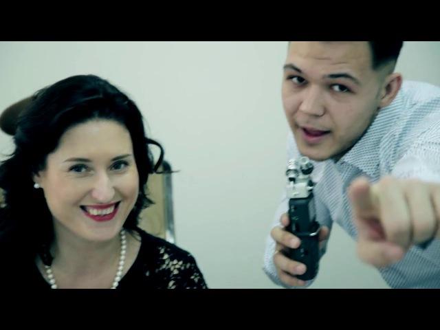 видеосъёмка корпоратив ПРОМЭКО, импровизация ведущий Никита Елапов
