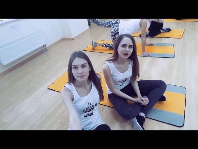 Відеощоденник СтудМіс Черкащини 2016, 2 серія: спортивний клуб Matrix