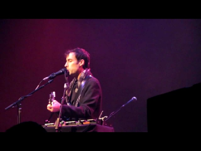 A Nervous Tic Motion of the Head to the Left Andrew Bird Roundhouse London 8th November 2012