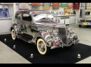 1936 Ford Stainless Steel Tudor Deluxe Touring Sedan Model 68 700 on My Car Story with Lou Costabile