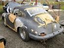1963 Porsche 356 B Restoration Project