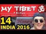 INDIA 14. Majnu-ka-tilla, Маленький Тибет в Дели. Amazing Tibet village. Street Food