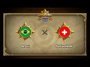 Бразилия vs Швейцария | Brazil vs Switzerland | Hearthstone Global Games (14.06.2017)