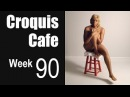 The Croquis Cafe: The Artist Model Resource, Week #90