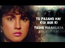 Tu Pyar Hai Kisi Aur Ka Full Song with Lyrics Dil Hai Ki Manta Nahin Aamir Khan Pooja Bhatt
