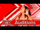 Will the Judges be Crazy for Melissa Pedro? | Auditions Week 1 | The X Factor UK 2016