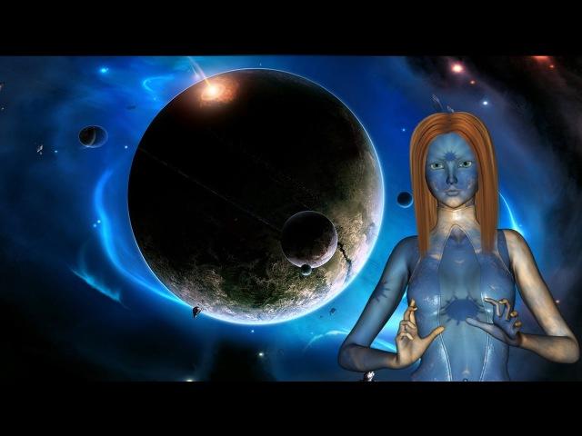 Высший разум раскрывает структуру сверхчеловека Сверхчеловек 1 часть Ченнелинг