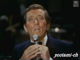 Andy Williams - Moon River (Year 1967)