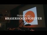 PhilaMOCA   Eraserhood Forever   XIU XIU Laura Palmer Theme
