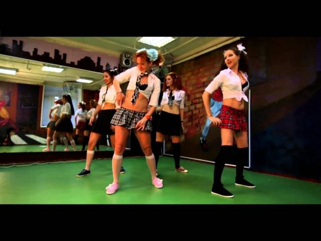 бально танцевательный кружок - группа Потому что