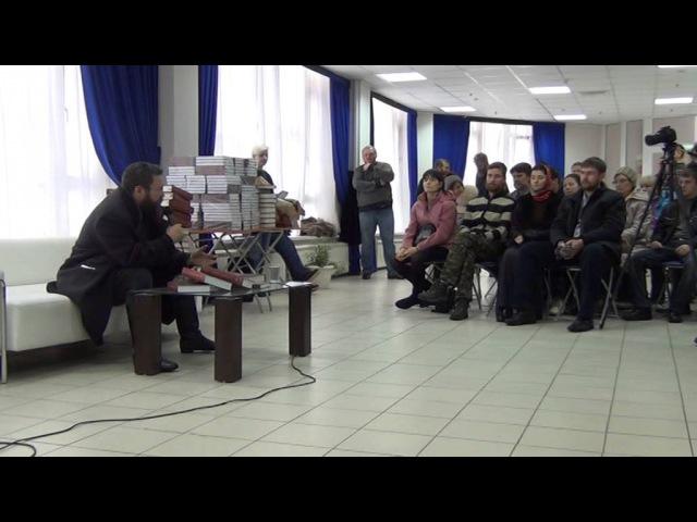 Герман Стерлигов встреча в Ростове 15 января 2016