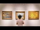 Посещаем выставку - галерею картин художника Gustav Klimt в Минске. Влог. Искусство.