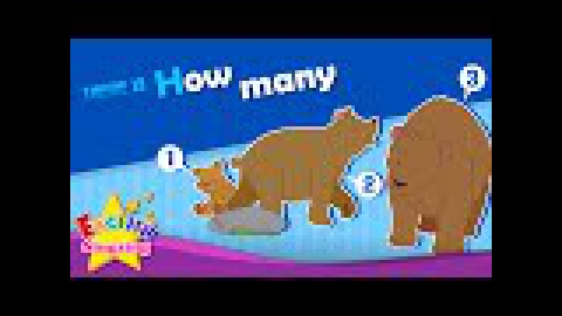Theme 13. How many - How many apples?   ESL Song Story - Learning English for Kids