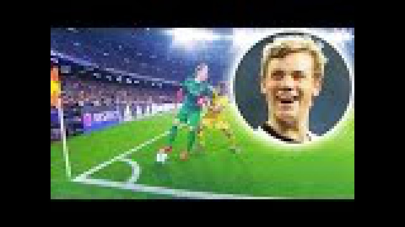 15 Awesome Humiliating Skills by Goalkeepers in Football
