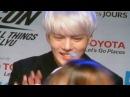 FC YT 31 07 2016 MONSTA X Fan Engagement Hitouch clips @ KCON LA 2016