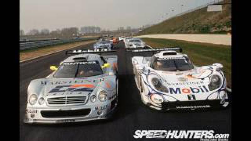 История Porsche 911 GT1. Король Ле-Мана