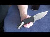 Kershaw Rake крепкий, добротный EDC нож