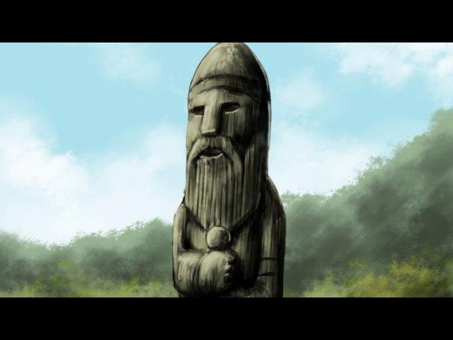 Бог Перун(Славянская мифология)7