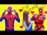 Spiderman &amp Frozen Elsa Prank