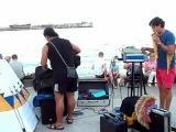 Солисты группы Alborada del Inka 04.08.2012 МЛ