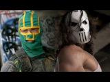 CASEY JONES vs KICK-ASS - Super Power Beat Down (Episode 13)