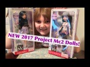 ОБЗОР кукол Project Mc2 McKeyla McAlister Devon D'Marco Core