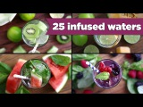 25 EPIC Infused Waters + FREE eBook! - Mind Over Munch