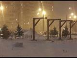 Виселицы в Москве? Ночь улица фонарь виселица Люблино Люблинские виселицы