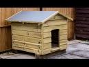 БИЗНЕС ИДЕЯ В ГАРАЖЕ. Изготовление будок для собак