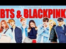 BTS ♥ BLACKPINK│love me like you hurt me│Rose Jimin / Jennie \ Suga Taehyung / Lisa \ Jungkook