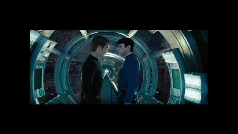 Kirk/Spock/Uhura 'Mr Brightside'