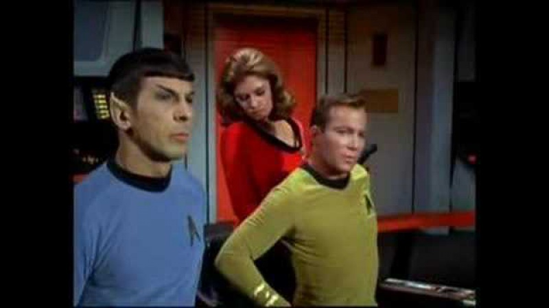 SexyBack (Kirk/Spock)