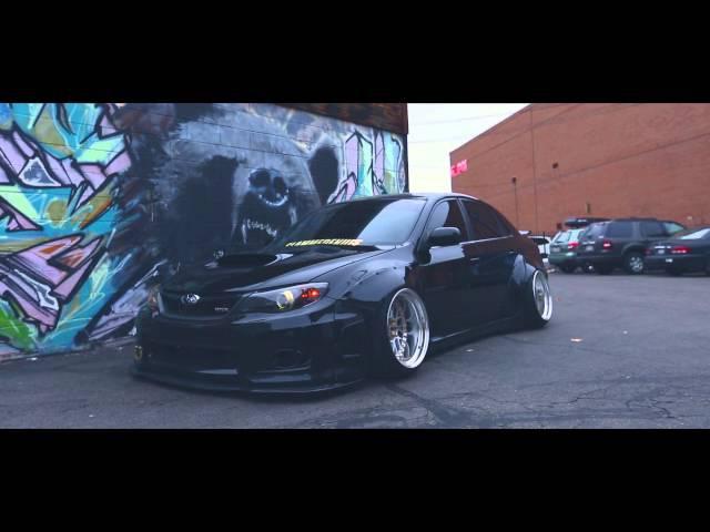 Ryan's Widebody Subaru    PartsBoutique.ru