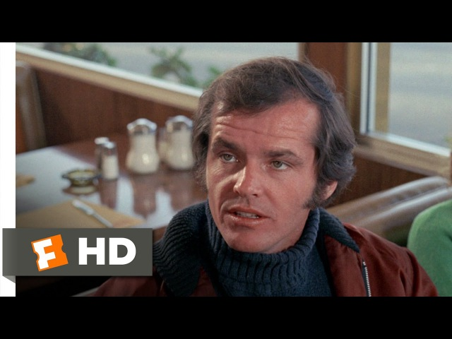 Hold the Chicken - Five Easy Pieces (3/8) Movie CLIP (1970) HD