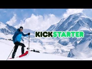 Small Foot - The Pocket Snowshoes: Kickstarter
