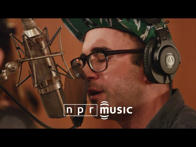 Sufjan Stevens Bryce Dessner Nico Muhly NPR Music Field Recordings