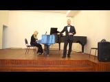 В.А. Моцарт Ария Бастьена из оперы Бастьен и Бастьена. Исп. Сургутанов Николай.