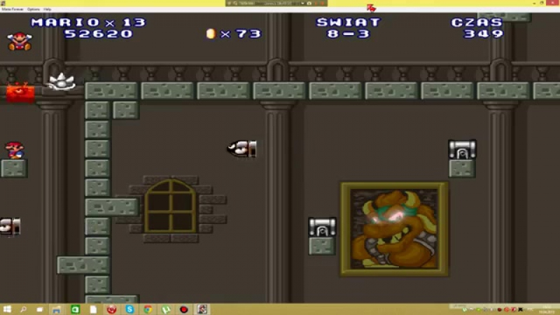 Mario Forever Remake speed Run (19:19)