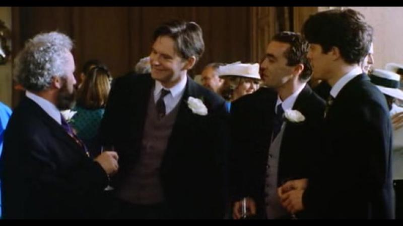 Quatre mariages et un enterrement VF (1994) Четыре свадьбы и одни похороны (на французском)
