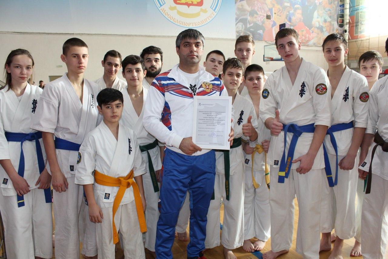 О7 медалей на открытом первенстве и чемпионате Московской области по киокусинкай карате, фото Коломна Спорт