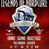 8 апреля Legends of Hardcore: THE DREAMTEAM (NL)