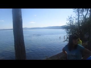 На озере Тургояк 20.08.2016 г. MVI_0115