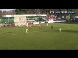 AFG  Саркис Адамян в матче Штайнбах
