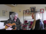 Brian May &amp Kerry Ellis - The Kissing Me Song. Acoustic, 2013
