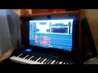 Dj Arsen работает над новой песней!!