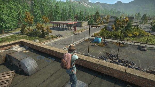 Скриншот игры Miscreated